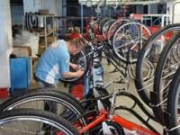 Dam pracę w Niemczech dla par bez języka na produkcji rowerów Monachium