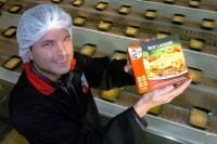 Milton Keynes praca w Anglii bez języka przy pakowaniu żywności w magazynie