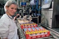 Niemcy praca od zaraz bez znajomości języka Monachium produkcja jogurtów